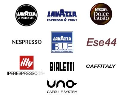 Marchi sistemi espresso